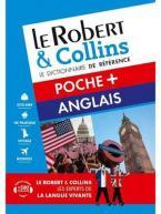 LE ROBERT & COLLINS ANGLAIS POCHE+ Paperback 2016