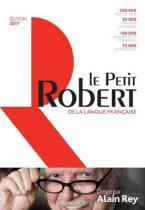 LE PETIT ROBERT 2017 HC