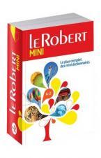 LE ROBERT MINI LANGUE FRANCAISE 2017  Paperback