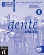 GENTE 1 EJERCICIOS (+ CD) N/E
