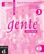 GENTE 3 EJERCICIOS (+ CD) N/E