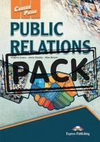 CAREER PATHS PUBLIC RELATIONS Student's Book (+ DIGIBOOKS APP)