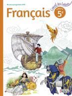L'ENVOL DES LETTRES FRANCAIS 5EME 2016 LIVRE ELEVE GF Paperback