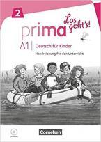 PRIMA LOS GEHT'S A1.2 LEHRERHANDBUCH