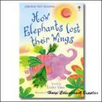 USBORNE FIRST READING HOW ELEPHANTS LOST THEIR WINGS