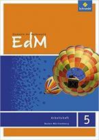 ELEMENTE DER MATHEMATIK SI 5 (EdM) - Arbeitsheft Ausgabe Baden-Württemberg Paperback