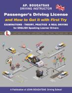 Passenger's driving licence and how to get it with first try