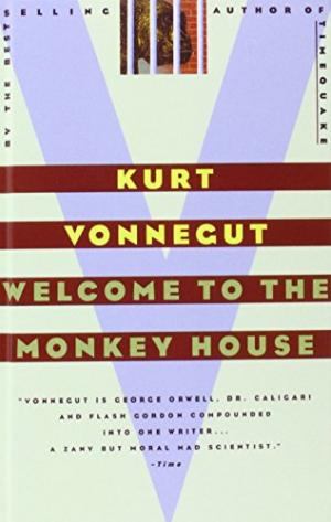 WELCOME TO THE MONKEY HOUSE  Paperback