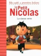 LE PETIT NICOLAS : LA CLASSE VERTE POCHE