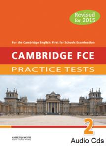 CAMBRIDGE FCE PRACTICE TESTS 2 CD (6) 2015 REVISED