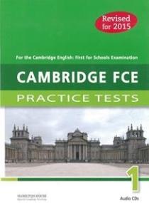 CAMBRIDGE FCE PRACTICE TESTS 1 CD (6) 2015 REVISED