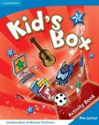 KID'S BOX PRE-JUNIOR Workbook GREEK