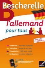 BESCHERELLE L'ALLEMAND POUR TOUS - GRAMMAIRE, VOCABULAIRE, CONJUGAISON... HC