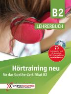 Hörtraining B2 neu - Lehrerbuch mit MP3-CD