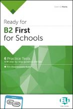 READY FOR B2 FIRST FOR SCHOOL - PRACTICE TESTS + ELI LINK APP