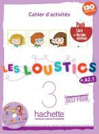 LES LOUSTICS 3 A2.1 PACK CAHIER + VERSION NUMERIQUE