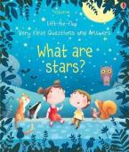 LIFT-THE FLAP VERY FIRST QUESTIONS & ANSWERS WHAT ARE STARS? HC BBK