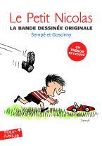 LE PETIT NICOLAS : LA BANDE DESSINEE ORIGINALE