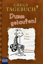 GREGS TAGEBUCH -TUMM GELAUFEN! Paperback