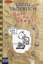 GREGS TAGEBUCH MACH'S WIE GREG!.