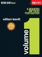 LEAVITT - METHOD FOR GUITAR