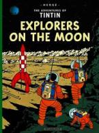 THE ADVENTURES OF TINTIN : EXPLORERS ON THE MOON Paperback