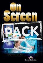 ON SCREEN B2 Student's Book POWER PACK 3 (+ ECCE 1 PRACTICE TESTS + PRESENTATION SKILLS + IEBOOK + Workbook DIGIBOOK APP.) 2021