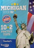 MICHIGAN ECCE B2 10 + 2 PRACTICE TESTS Teacher's Book (NEW FORMAT 2021)